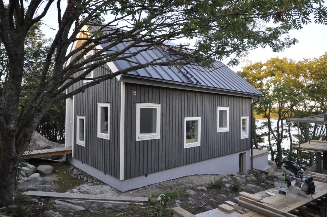 Kleines Haus Architektur Bauen